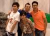 Benji, Yuan Ling, James Ting & Tszpun